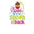 theatomstores1,Love you to the Spoon and Back - Women's Tee,love you to spoon