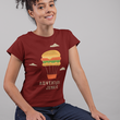 Adventure Junkie - Women's Tee - The Atom Stores