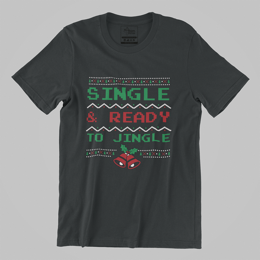 Single And Ready to Jingle - The Atom Stores