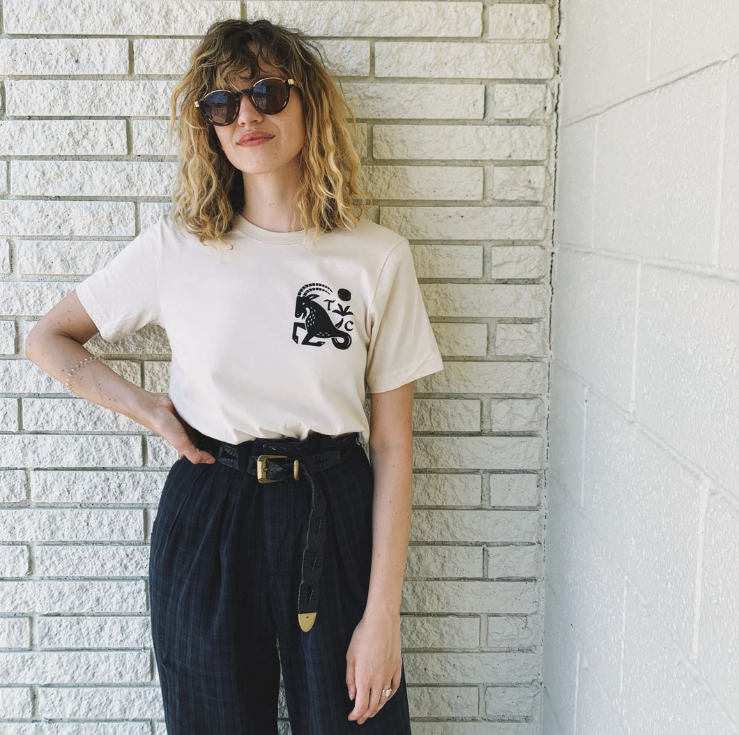 Tropic Of Capricorn Tee