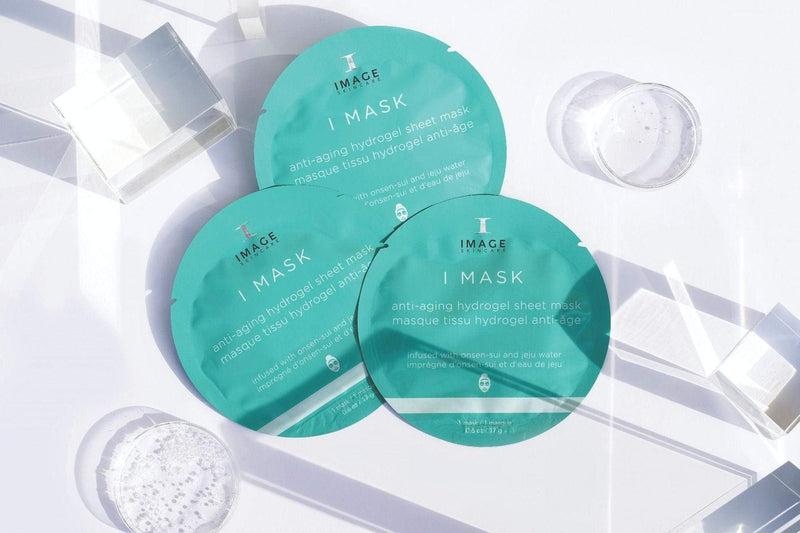 I MASK anti-aging hydrogel sheet mask - 5 pack