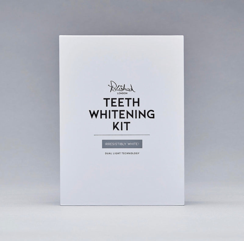 Polished London - teeth whitening kit
