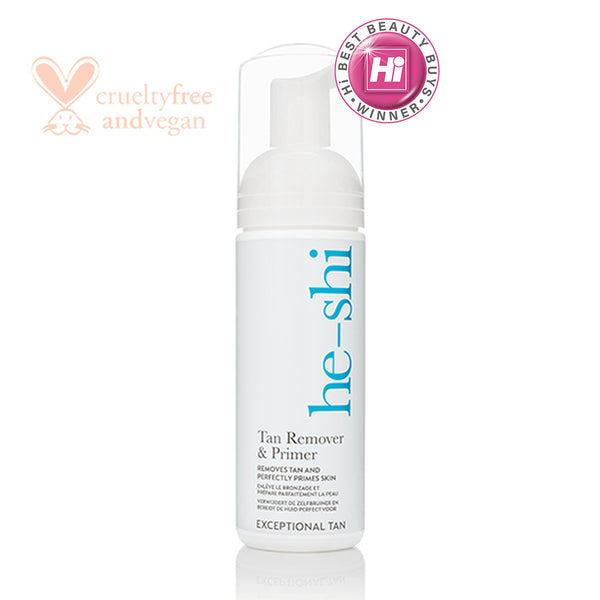 He-Shi Tan Remover and Primer
