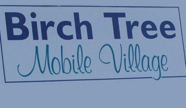 Load image into Gallery viewer, Birch Tree Mobile Village