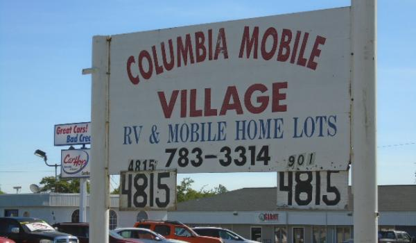 Load image into Gallery viewer, Columbia Mobile Village