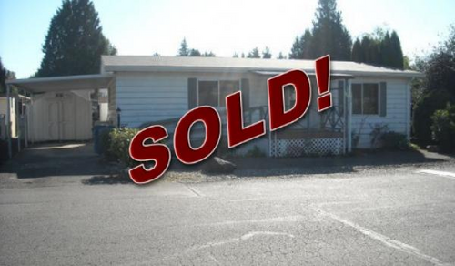 Walnut Grove MHP #21 - SOLD