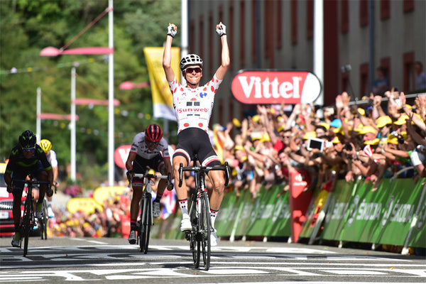WARREN BARGUIL SCORES FOR FRANCE ON BASTILLE DAY