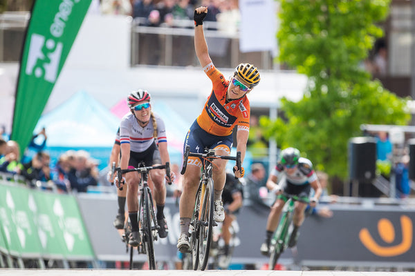 Amy Pieters wins Stage Two of the OVO Energy Women's Tour