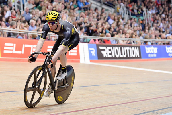 JLT Condor Win first Revolution Cycling Champions League Round