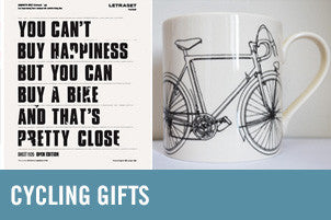 Cycling gift ideas for your favourite cyclist!
