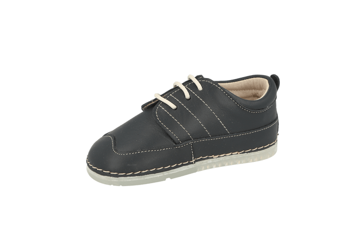 Bilbao Lace Up Sneaker in Atlantic Leather