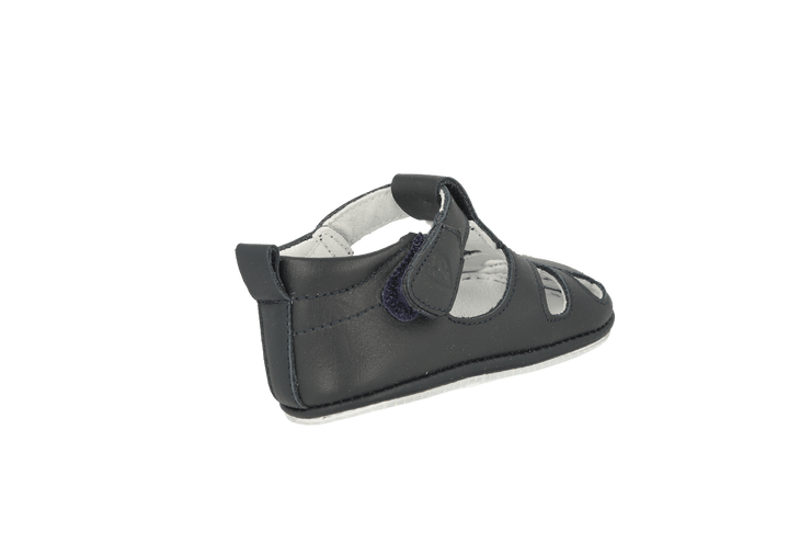 San Sebastian Sandal in Atlantic Leather