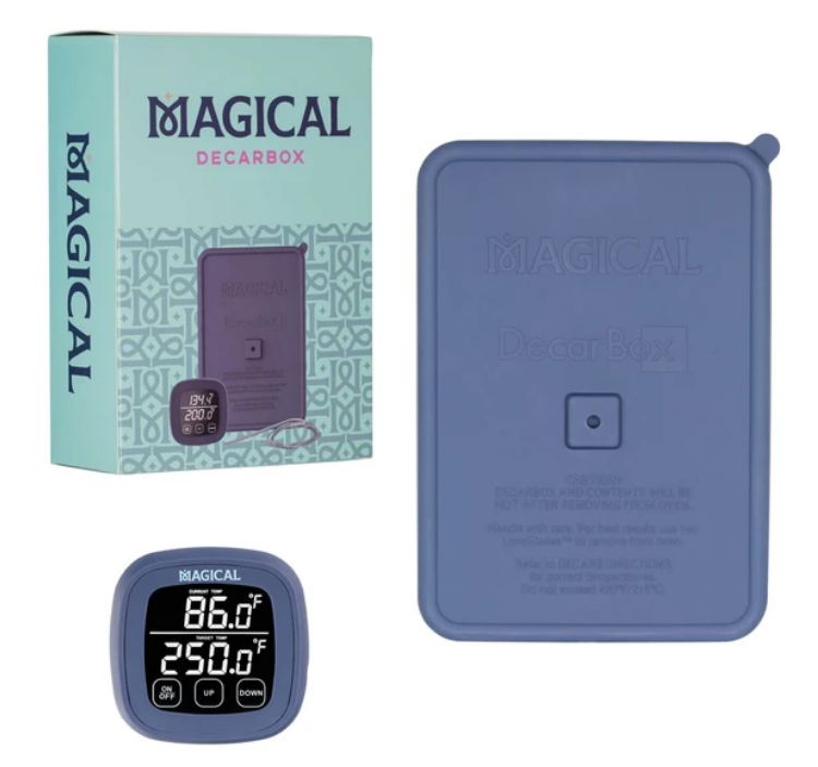 MagicalButter DecarBox Thermometer Combo Pack