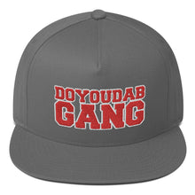 Load image into Gallery viewer, DYD Gang Flat Bill Snapback