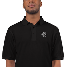 Load image into Gallery viewer, Good Eats 420 Men's Premium Polo Shirt