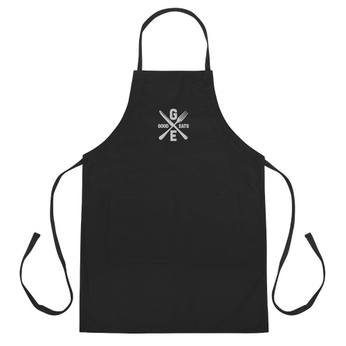 Good Eats 420 Embroidered Apron