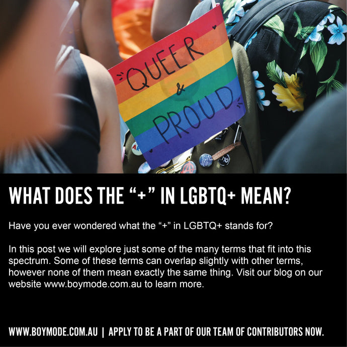 What Does The '+' in LGBTQ+ Mean?