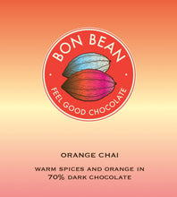 Load image into Gallery viewer, Bon Bean Orange Chai