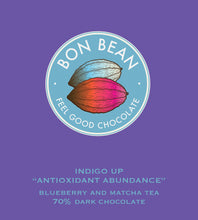 Load image into Gallery viewer, Bon Bean Indigo Up