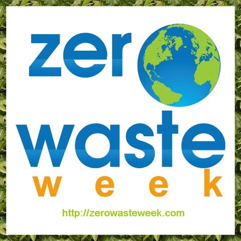 zero waste week logo