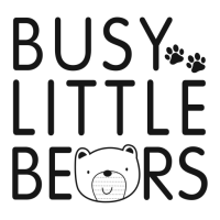 busy little bears logo