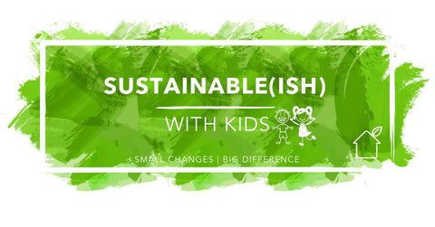 sustainable(ish) with kids logo
