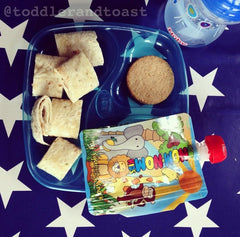 nom nom kids reusable food pouches