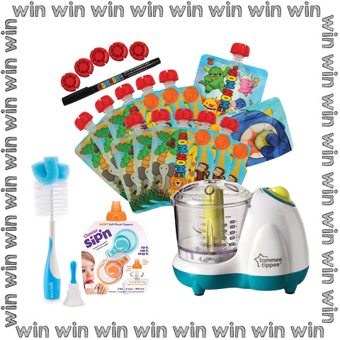 weaning bundle prize