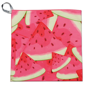 Melon Sand Free Travel Towel