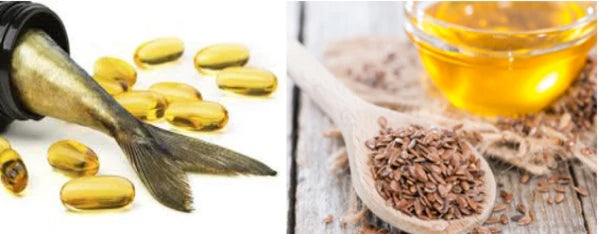 3 Benefits of Flax oil over Fish oil