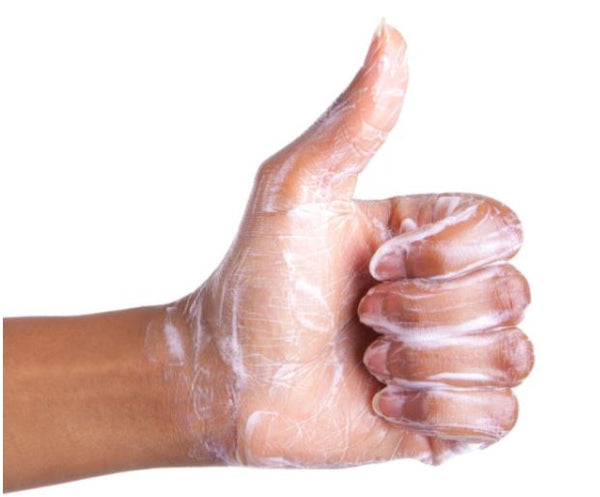 Keeping Good Hand Hygiene with Eczema