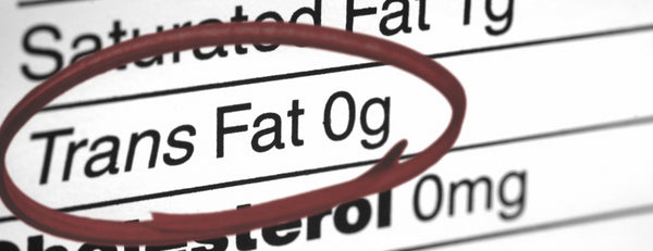 HK Dangerous Levels of Trans Fat - Nutritionist's Response