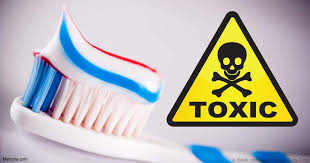 Toothpaste toxin