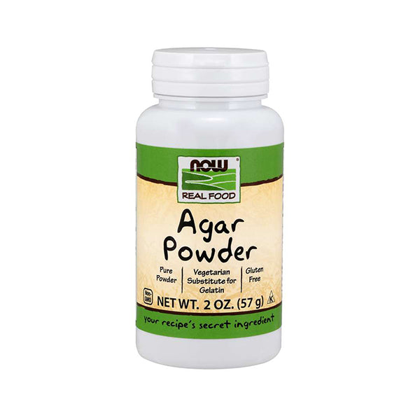 Now Real Food Agar Powder 57g
