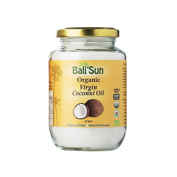 Bali Sun Virgin Coconut Oil 473ml - keto