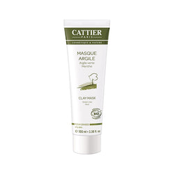 Cattier Face Mask - Green Clay 100ml