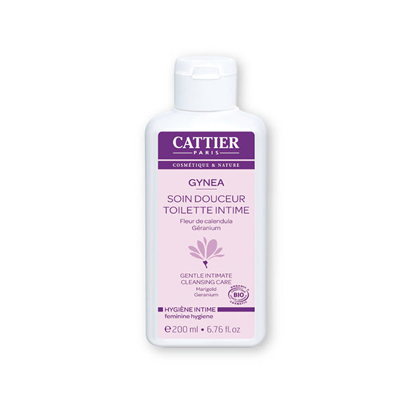 Cattier Gynea Intimate Cleansing Care