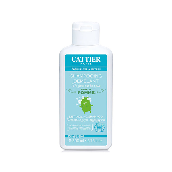 Cattier Kids Detangling Shampoo 200ml