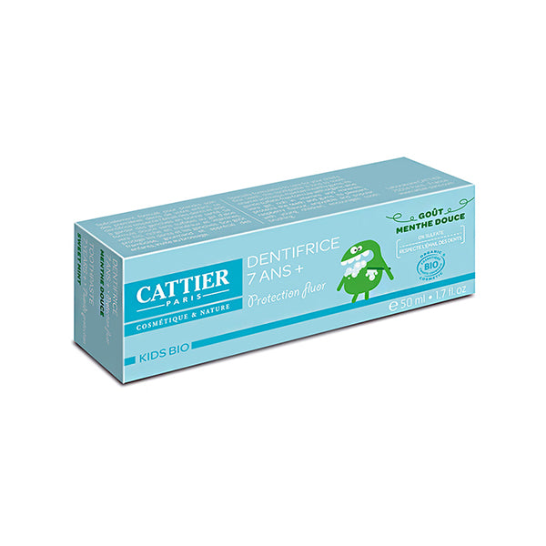 Cattier Kids Toothpaste 7 years+ 50ml