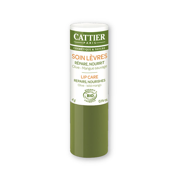 Cattier Lip Care Olive, Coco & Jojoba 4g