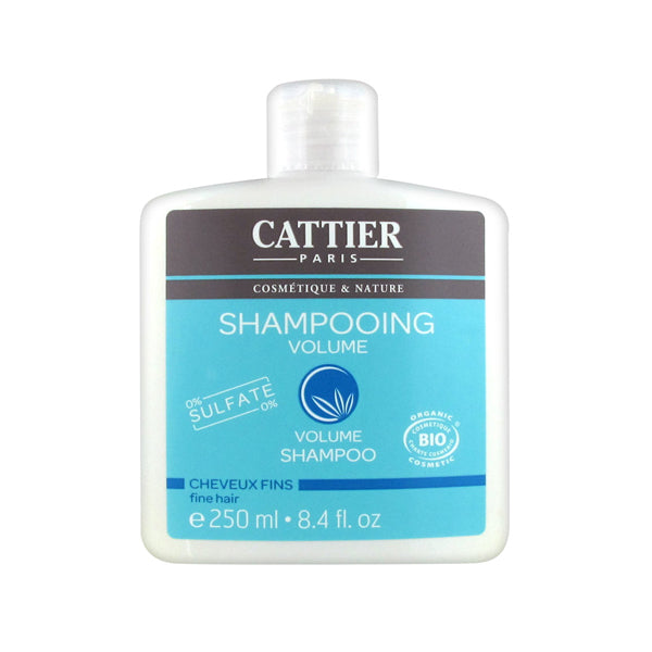 Cattier Shampoo Volume: Fine Hair 250ml