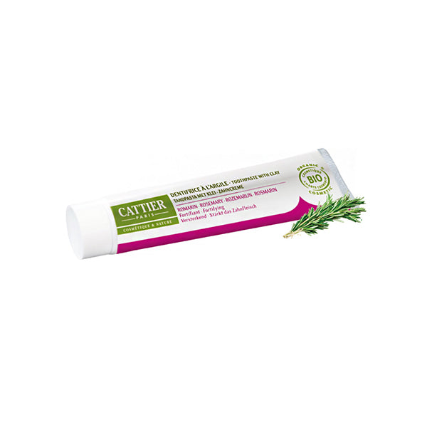 Cattier Toothpaste Oil of Rosemary 75ml