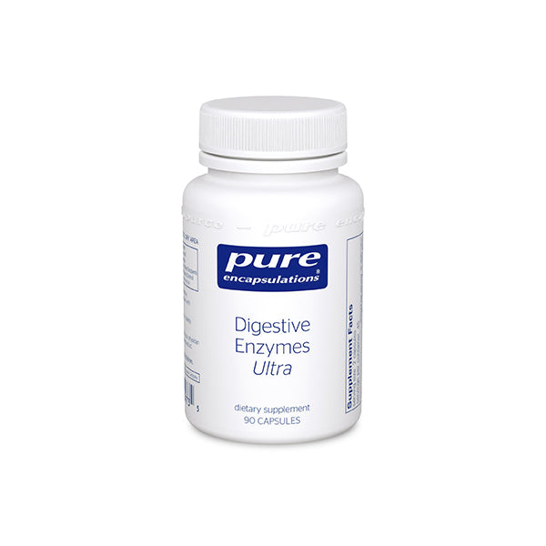 PURE Digestive Enzymes Ultra 90's