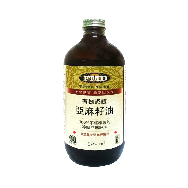 Flora Flax Oil 500ml