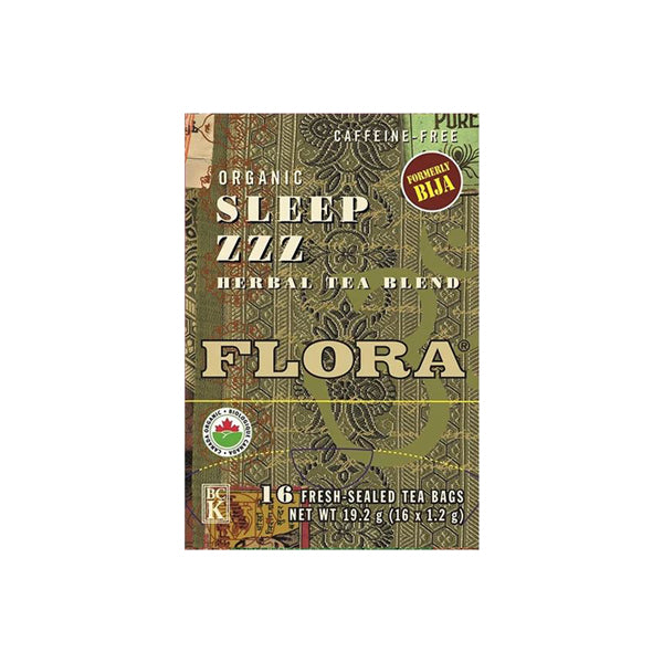 Flora Tea Sleep ZZZ 16's