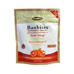 Flora Baobites Blood Orange 175g