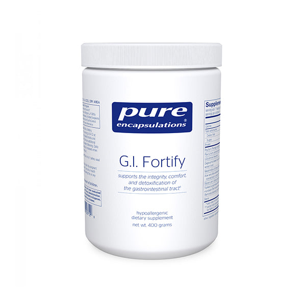 Pure Encapsulations GI Fortify Powder 400g