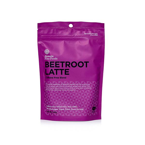 Jomeis Fine Foods Beetroot Latte 120g