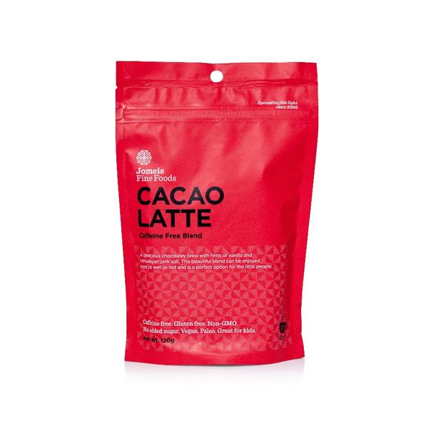 Jomeis Fine Foods Cacao Latte 120g - keto