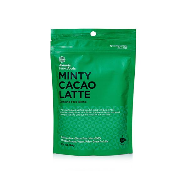 Jomeis Fine Foods Minty Cacao Latte 120g - Keto